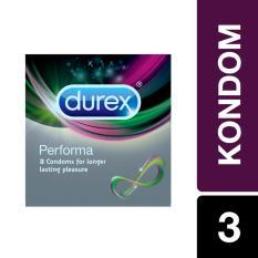 Durex Performa 3s - Kondom
