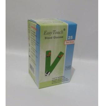 Easy Touch Strip Cek Gula Darah Isi 25