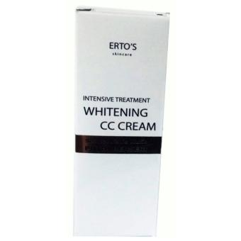 Ertos CC Cream Whitening + BPOM