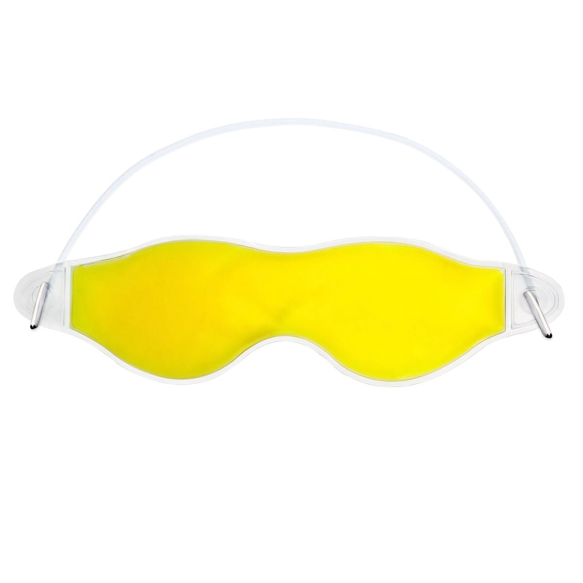 ... Es Kompres Gel Membantu-Mata Tidur Mata Perawatan Pelindung Penutup Mata  Kuning ... 4eab06c588