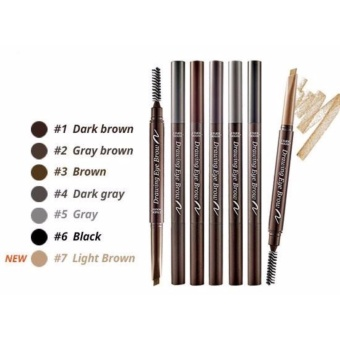 Etude House Drawing Eye Brow Pencil - No.05 Gray