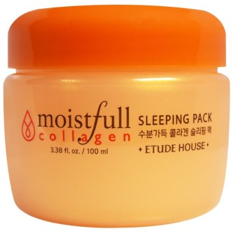 Etude House Moistfull Collagen Sleeping Pack - 100ML