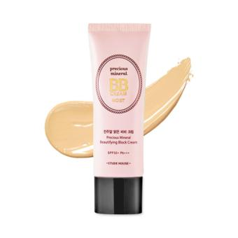 Etude House Precious Mineral Beautifying Block BB Cream Moist SPF50/PA++ - Sand