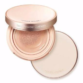 Etude House Real Powder BB Cushion SPF 50 PA++ Refill + Puff - #21 Natural Beige
