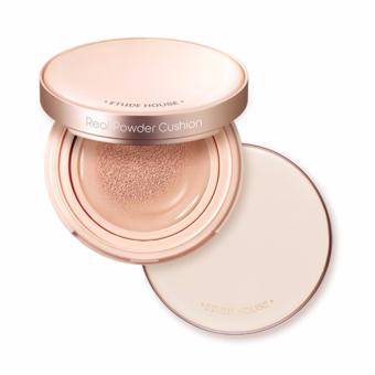 Etude Real Powder Cushion SPF50+ PA+++ 14gr N02 - Light Beige