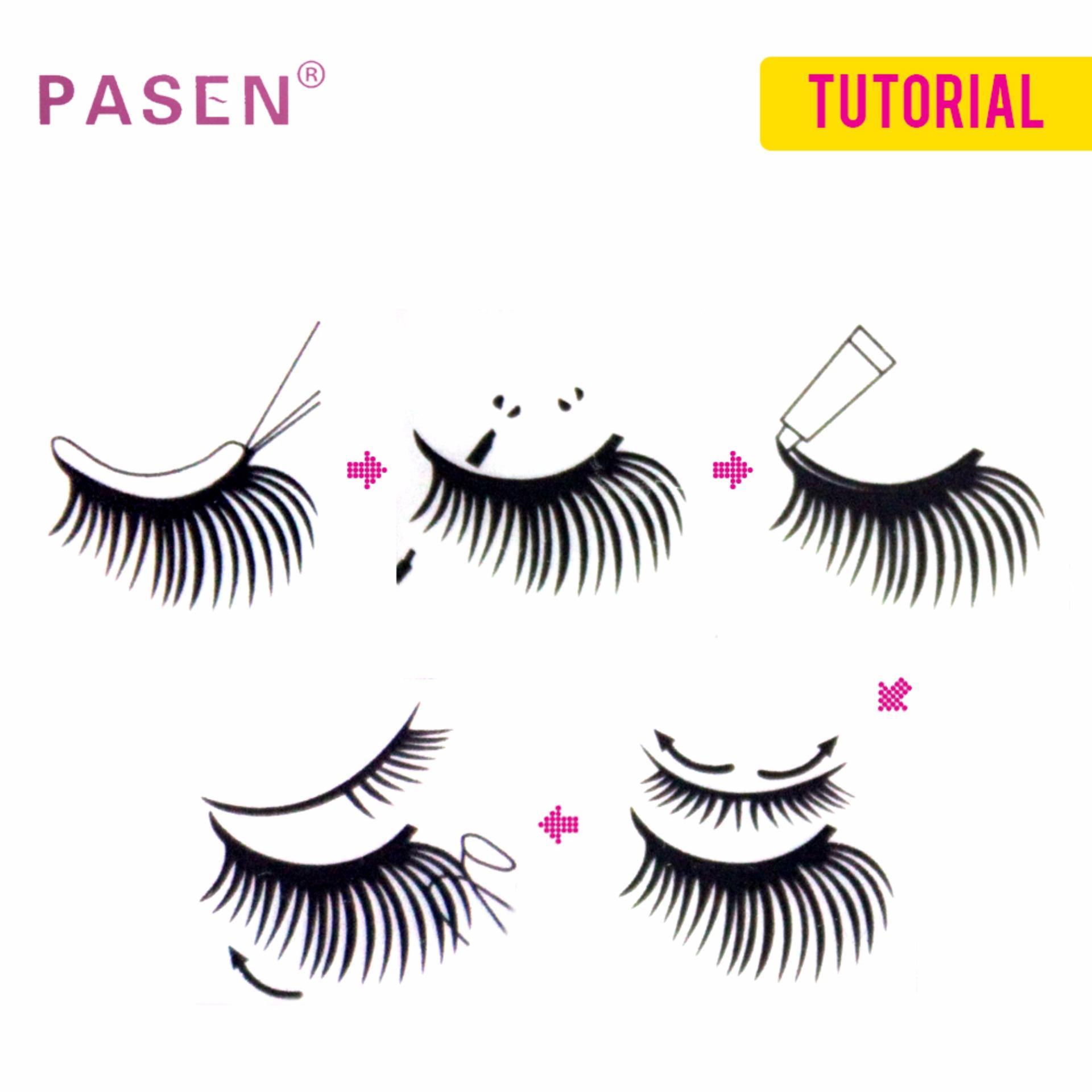 Bulumata Premium Lashine Carlotte False Eyelash Daftar Harga Bulu Mata Palsu Taiwan 217 Flase Pasen 16