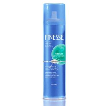 Finesse Hairspray Maximum Hold - 198 gr