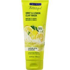Freeman Lemon & Mint Clay Mask 175ml