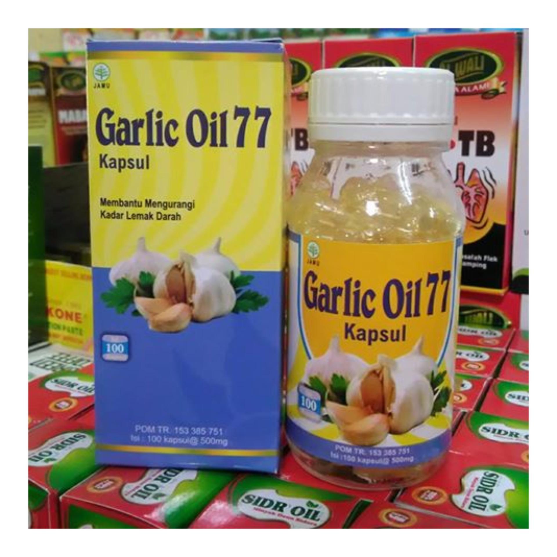 ... Garlic OIi 77 isi 100 kapsul ...
