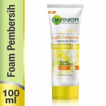 Garnier Light Complete White Speed Foam - 100 mL