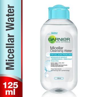 Garnier Micellar Cleansing Water Pure Active - 125 ml