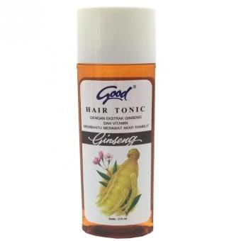 Good Hair Tonic Ginseng 210 Ml Hairtonic Ekstrak Ginseng