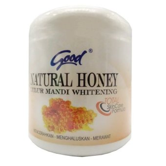 Good Lulur White Madu 200Gr Lulur Mandi Honey