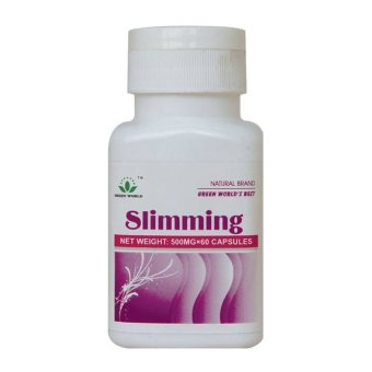 Image result for slimming capsule green world
