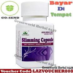 Green World - Slimming Capsule - Pelangsing Herbal