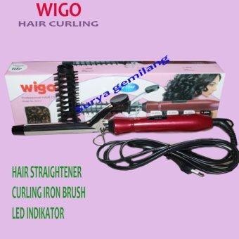 Harga Hair Curlyng Wigo W-811 Spesial Salon / Hair Beauty your Life Murah