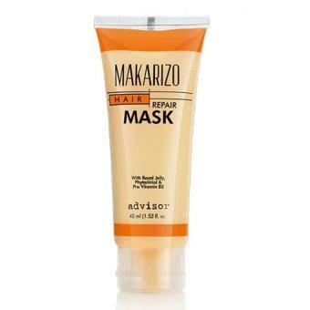 Harga Hair Mask Repair Makarizo Masker Rambut Murah