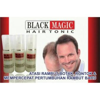 Harga Hair Tonic Black Magic Original – Jamin 100% Original Murah