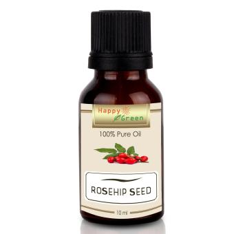 Happy Green Rosehip Seed Oil (10 ml) - Minyak Biji Rosehip