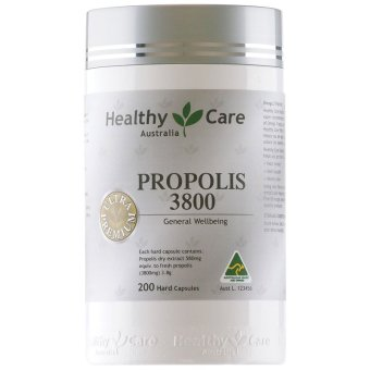 Healthy Care Ultra Premium Propolis 3800mg - 200 Kapsul