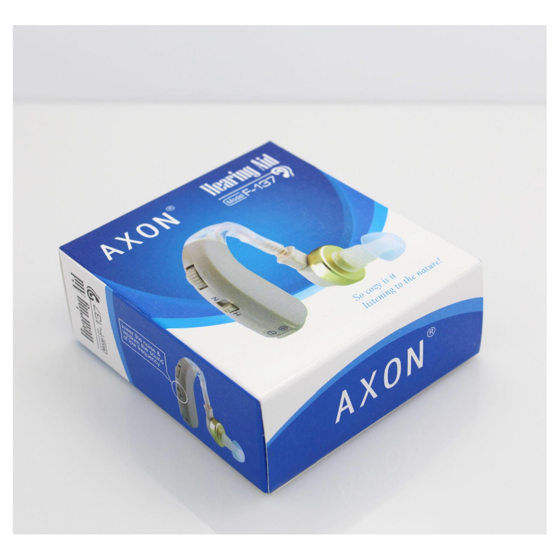 ... Hearing Aid Axon F-137 (Alat Bantu Pendengaran) ...