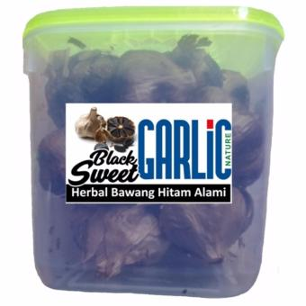 Herbal Bawang Hitam Manis 1/4kg Sweet Black Garlic 250gr