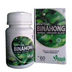 Herbal Ektrak Daun Binahong Inayah - 60kapsul