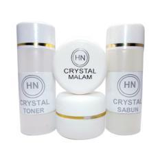 HN Crystal 100% Asli 15gr - Cream Untuk Perawatan Wajah