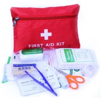 Home P3K First Aid Kit 13 in 1 Outdoor