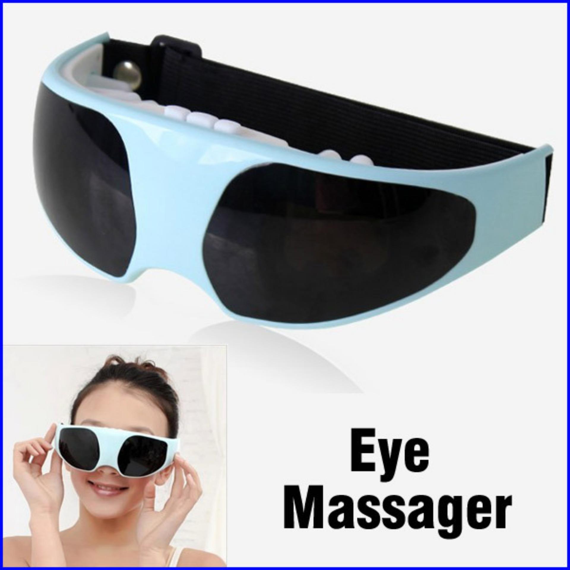 ... I Care Alat Pijat Mata Minus Lelah Bekerja Terapi Mata ...