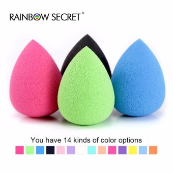 Harga Spon Beauty Blender Foundation Telur/ Spons Make Up Telur - Random Colour