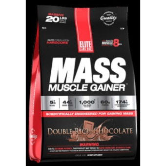 Harga Elite Labs Mass Muscle Gainer - 20Lbs