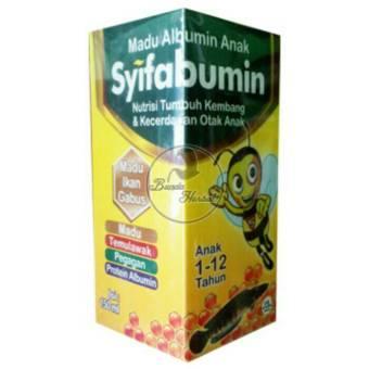 Herbal Syifabumin Madu Vitamin Albumin Untuk Kecerdasan Anak