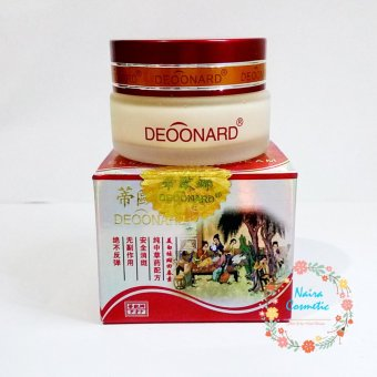 Harga Deoonard Cream Red Day ( A )