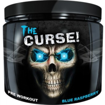 Harga Cobra Labs The Curse Blue raspberry - 50 servings