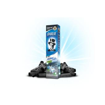 Harga Darlie All Shiny White Charcoal Clean 160gr