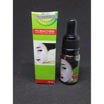 Harga Fpd Beauty Herb Whitening Aging Serum / Vege Serum New Pack