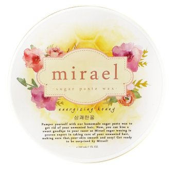 Harga Mirael Sugar Wax - Honey