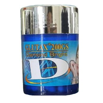 Harga Glutax 200GS Diamond Bright Whitening - 30 Kapsul