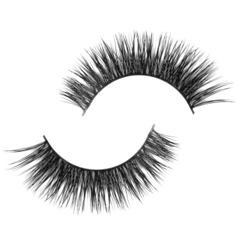 Harga Handmade Mink Hair Thick Long Eye Lashes D-3