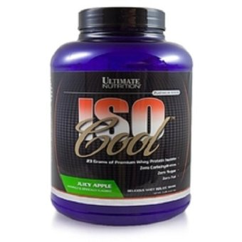 Harga Ultimate Nutrition Iso Cool 5 lb - Apple
