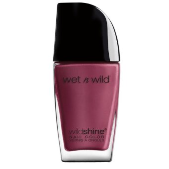 Harga Wet n Wild Wild Shine Nail Color - Grape Minds Think Alike