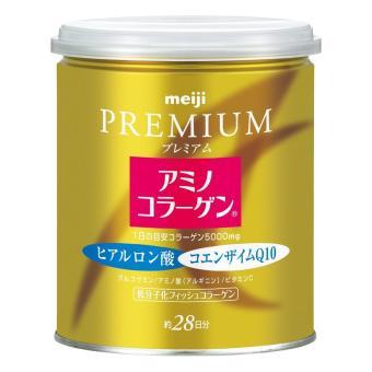 Meiji Premium Collagen Kaleng - 200 gr