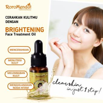 Harga Serum Pencerah Wajah Face Treatment Oil Bright