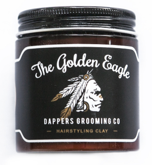 Harga Dappers Golden Eagle Styling Clay Hair Pomade Minyak Rambut