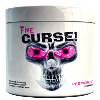 Harga Cobra Labs The Curse Tropical Storm - 50 servings