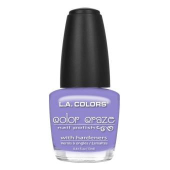 Harga LA Colors Color Craze Nail Polish - CNP521 Illusion