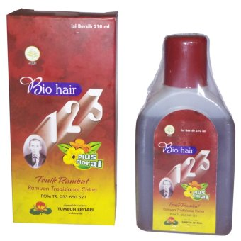 Harga Bio Hair 123 plus floral