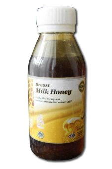 Harga Breastmilk Honey Booster ASI