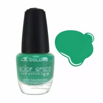 Harga LA Colors Color Craze Nail Polish - CNP428 Palm Tree